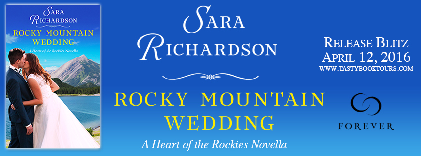 Rocky Mountain Wedding Banner
