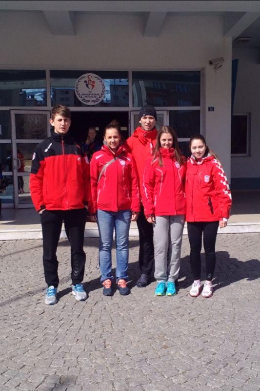 Svjetsko juniorsko prvenstvo u brzom klizanju na kratke staze 2014
