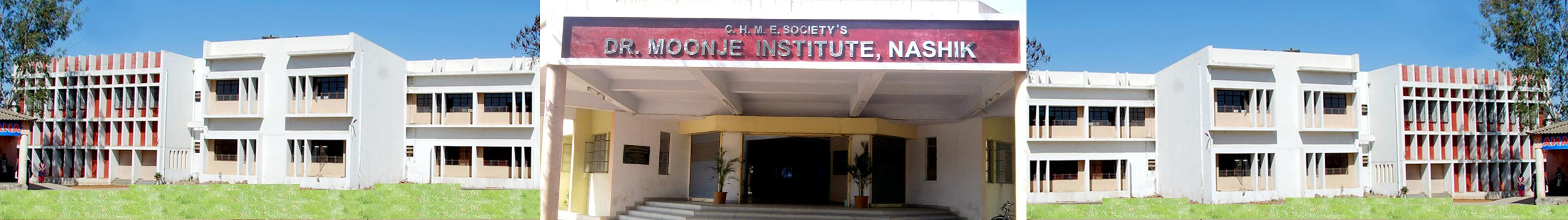 C. H. M. E. SOCIETY'S DR. MOONJE INSTITUTE OF MANAGEMENT AND COMPUTER STUDIES