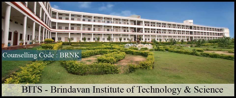 Brindavan Institute of Technology and Science, Kurnool