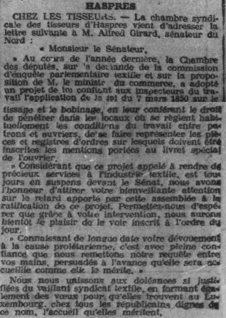 1906 - Egalité de Roubaix Tourcoing