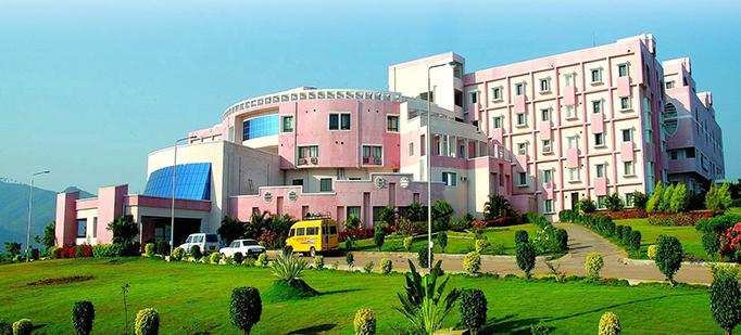 M I M S College Of Nursing, Maharajah's Institute of Medical Sciences, Vizianagaram