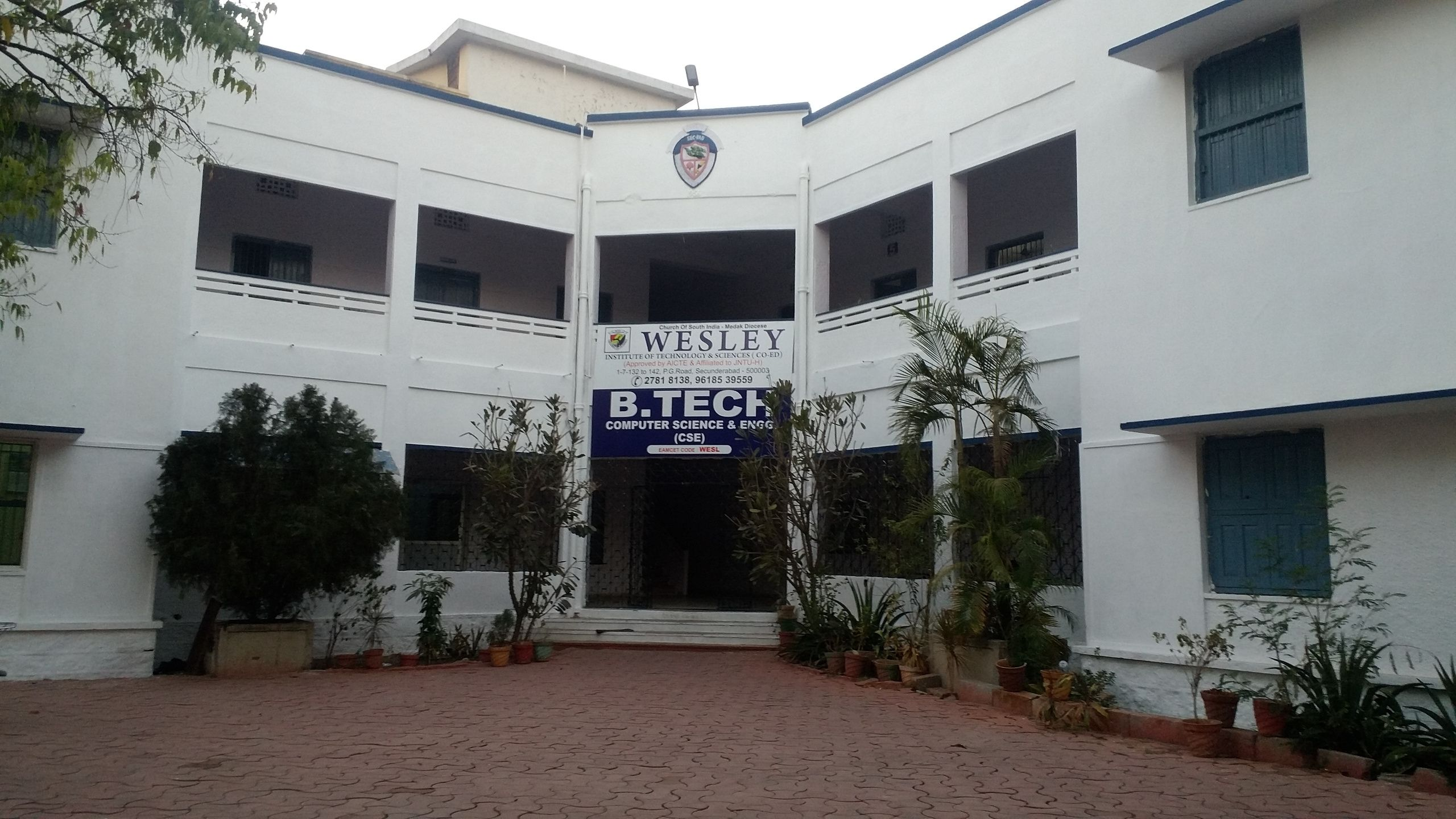 CSI Wesley Institute of Technology and Sciences
