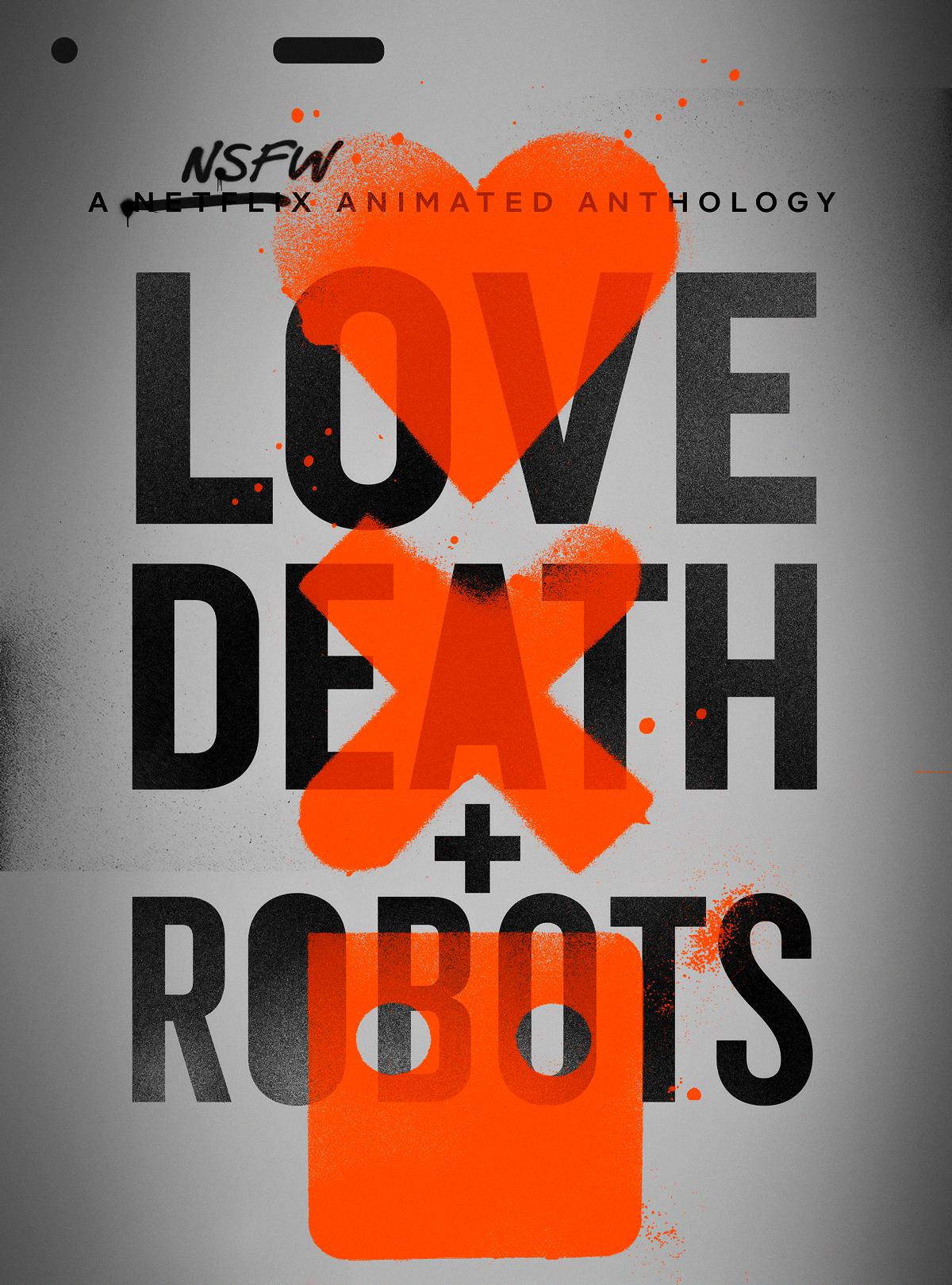 Love, Death & Robots | T1 | 18-18 | Dual Audio | 2019 | +18