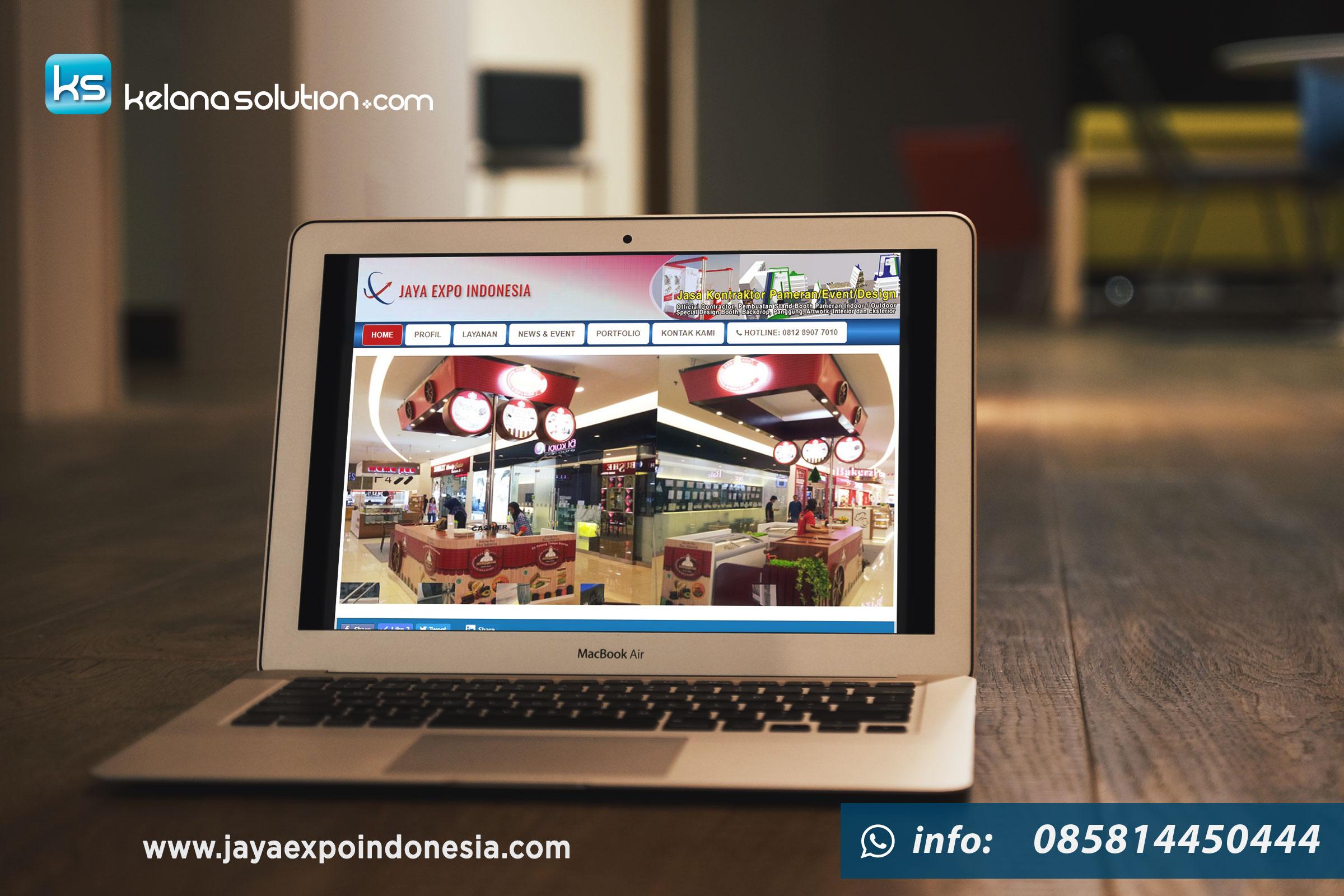 Kontraktor Kolam Renang Jaya Expo Indonesia