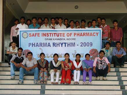 Safe Institute of Pharmacy, Indore Image