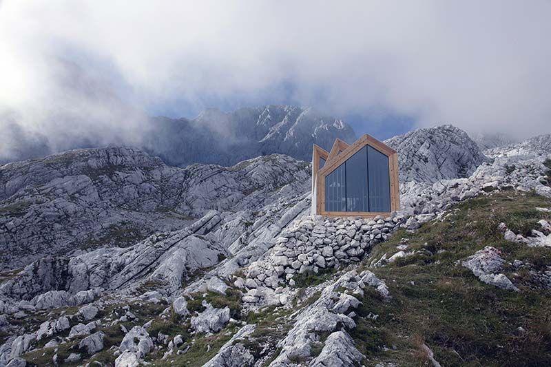 High altitude architecture
