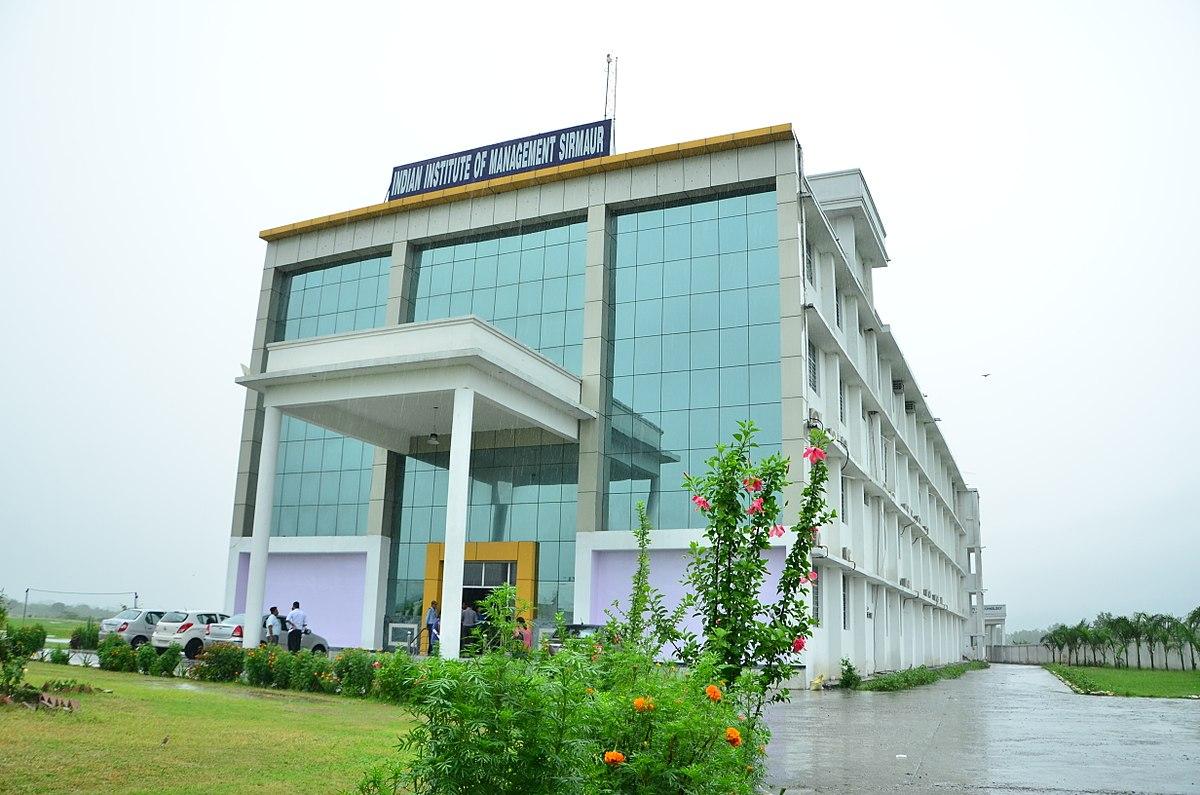 Indian Institute of Management, Sirmaur Image