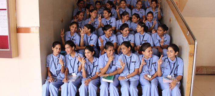 Godavari College of Nursing, Jalgaon
