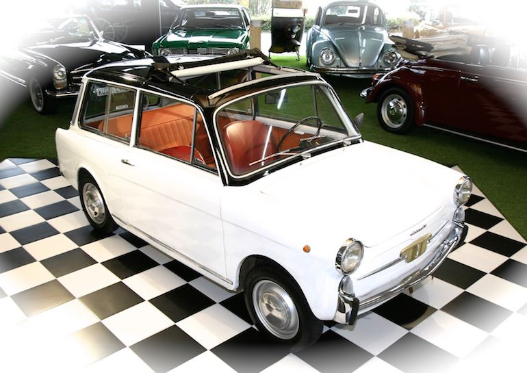 1964 Bianchina Panoramica