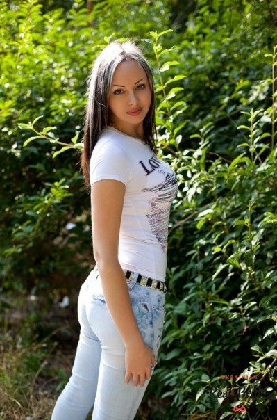 Profile photo Ukrainian lady Albina