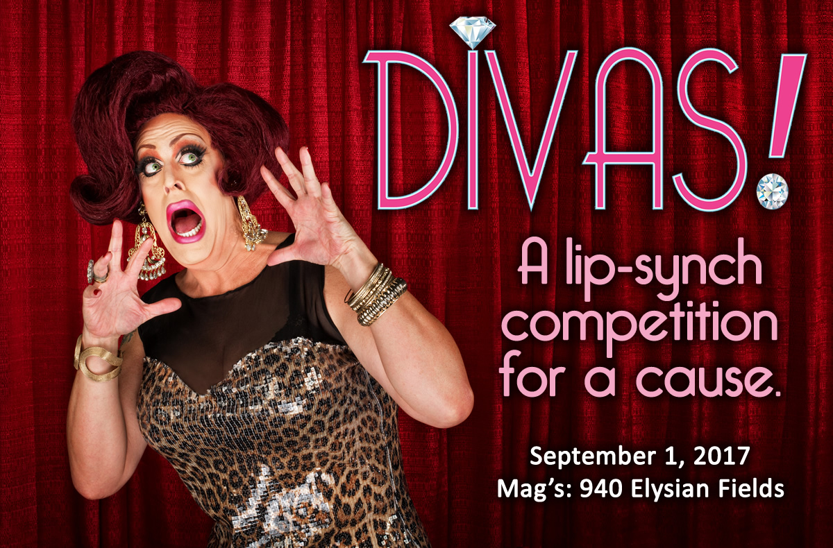 Divas: A Lip-Sync Competition for a Cause