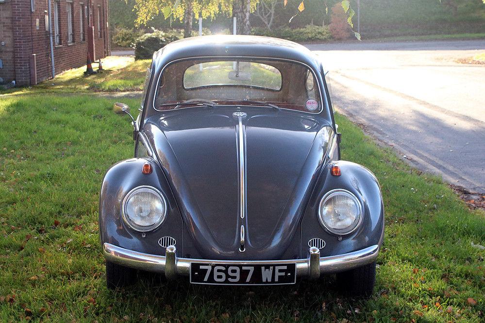 Take to the Road Market Pick 1963 VW Beetle