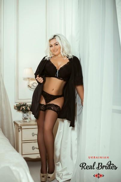 Photo gallery №1 Ukrainian bride Natalya