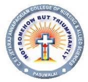 CSI Jeyaraj Annapackiam College of Nursing and Allied Sciences, Madurai
