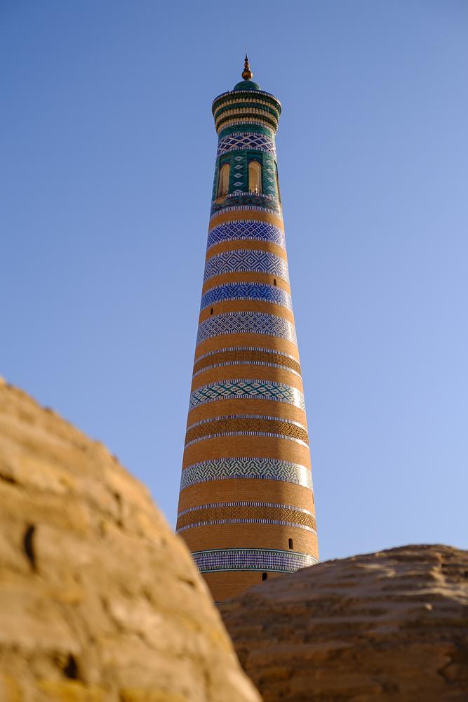 smalle minaret