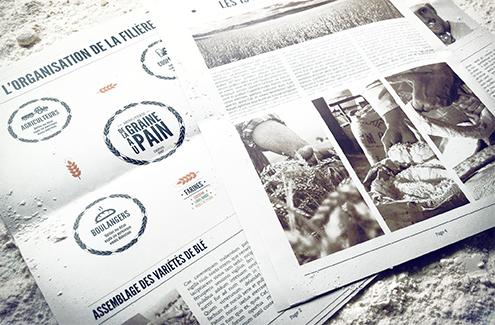 Journal De la Graine au Pain
