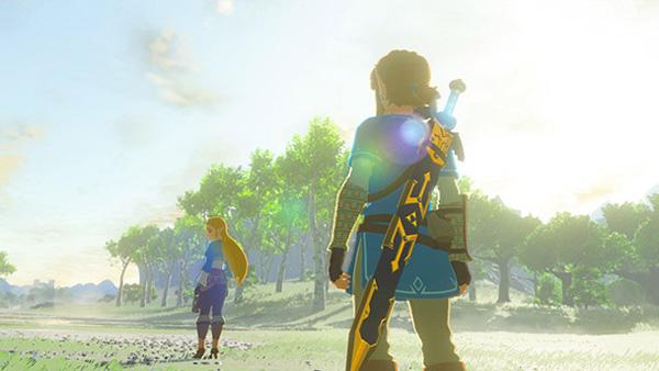 Link & Zelda på nytt äventyr.