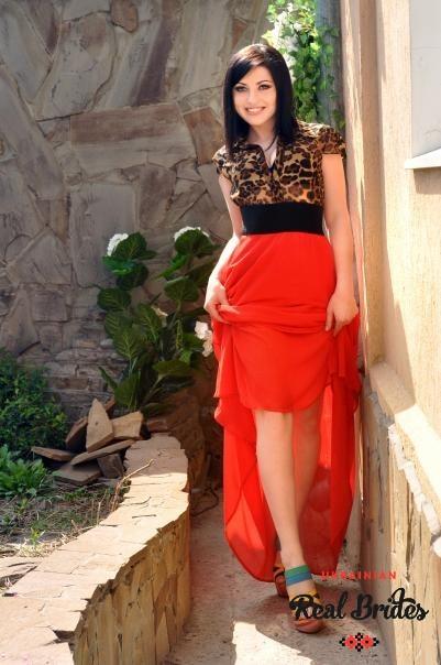 Photo gallery №8 Ukrainian bride Irina