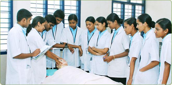 SCS College of Nursing Sciences Image