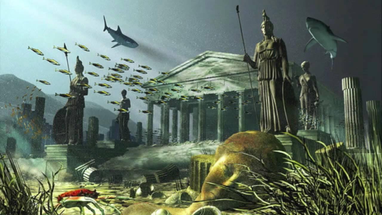 НЕСКОЛЬКО СТАРЫЙ, НО ИНТЕРЕСНЫЙ ПОСТ..... Хуцпа на страже тайн Атлантиды