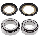 Steering Stem Bearings Seals Kit Yamaha V-Max 1200 VMX12 1985 1986 1987 1988 1989 1990 1991 1992 1993 1994 1995 1996 1997 1998 1999 2000 2001 2002 2003 2004 2005 2006 2007