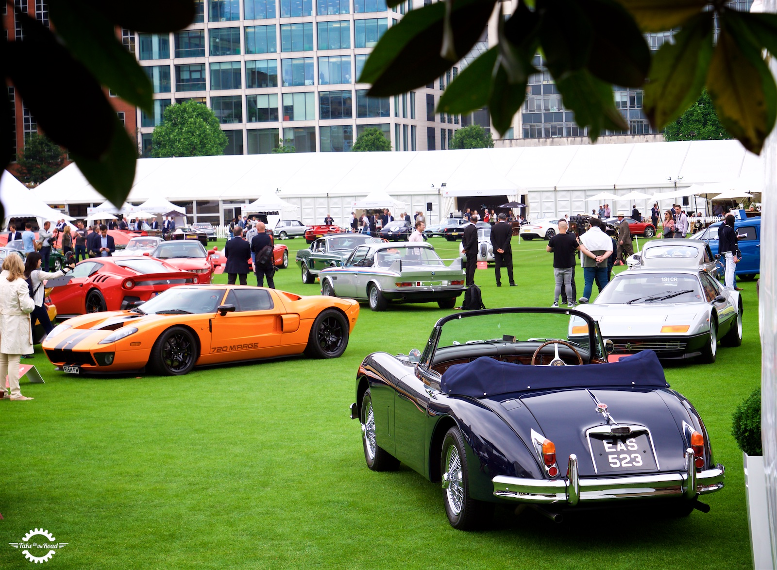 Take to the Road London Concours Highlights 2018