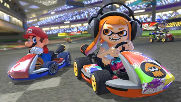 Ur vägen Mario! Inklings tar över!