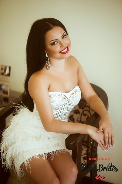 Photo gallery №2 Ukrainian lady Kristina