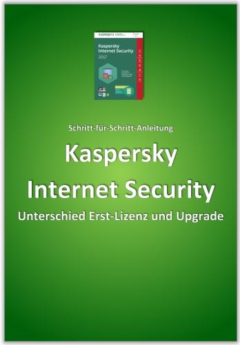 Viele Nutzer kennen den Unterschied zwischen Erst- & Upgrade-Lizenzen von Kaspersky Internet Security nicht. Dieses eBook erklärt es Ihnen.