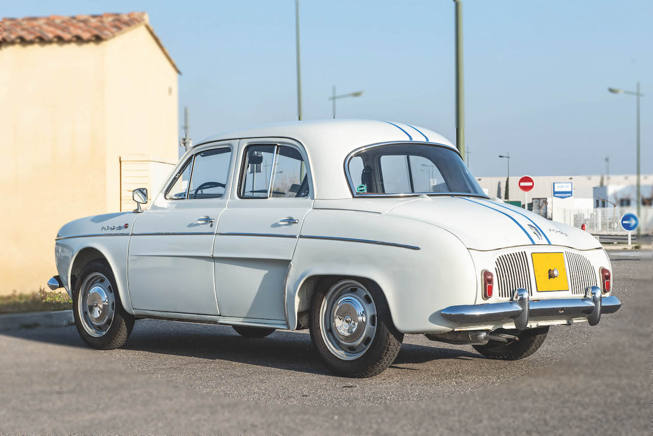 Take to the Road Market Pick - 1963 Renault Dauphine 1093