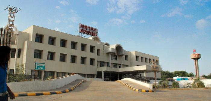 Metro Hospital and Research Institute ,Vadodara Image