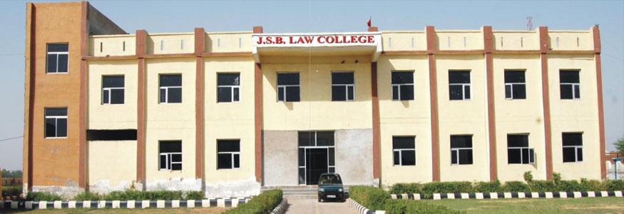 Jaswant Singh Bhaduria Law College