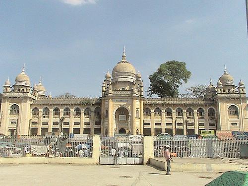 Government  Nizamia Tibbi College, Hyderabad Image