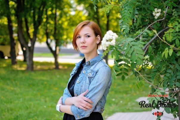 Photo gallery №1 Ukrainian girl Daria