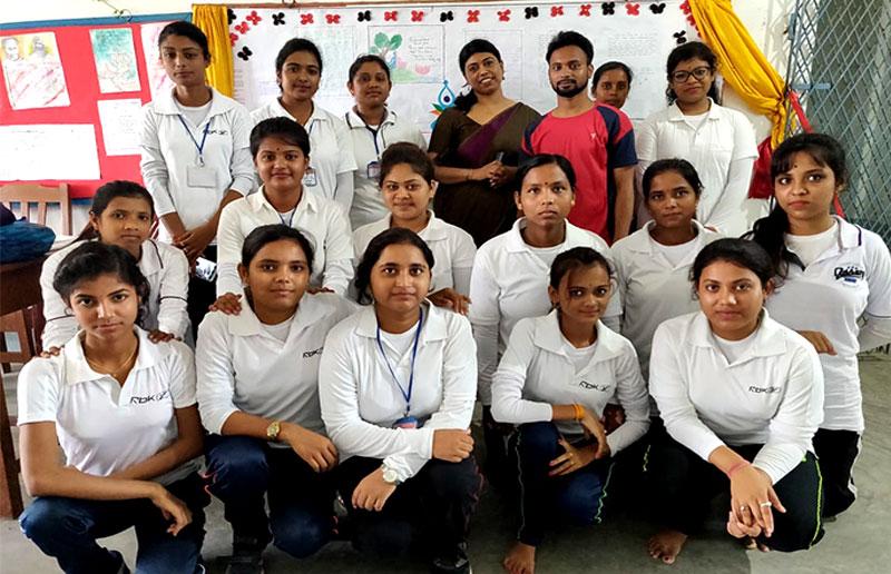 Domkal Girls' College, Murshidabad