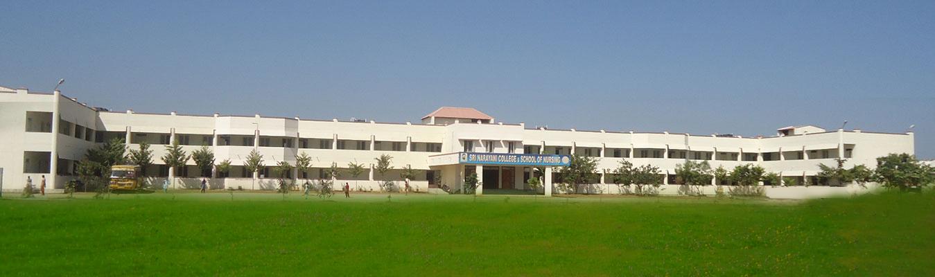 Sri Narayani College of Nursing, Vellore Image
