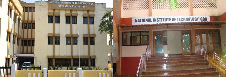 NIT (National Institute of Technology), Ponda Image
