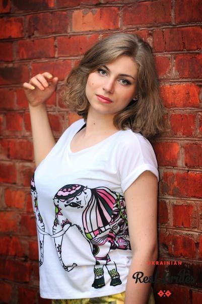 Photo gallery №6 Ukrainian bride Margarita