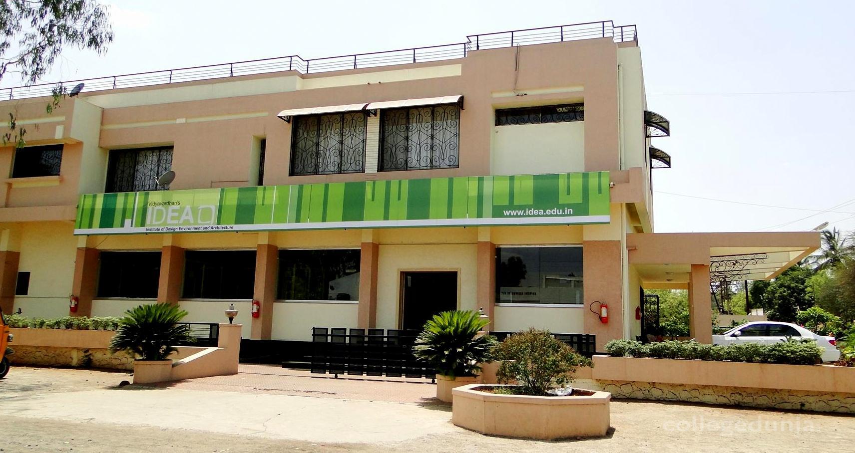 Vidyavardhan's IDEA - Institute for Design Environment and Architecture, Nashik