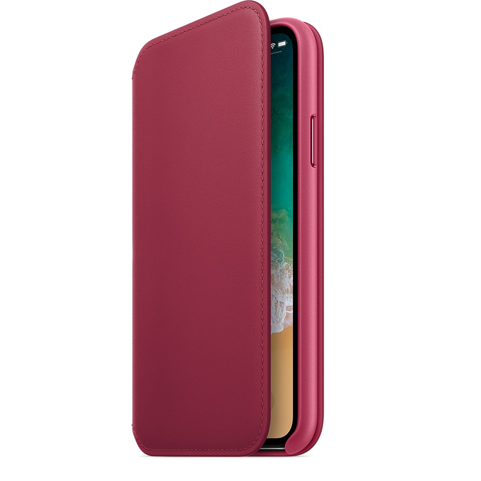 Genuine-Leather-Folio-Flip-Wallet-Case-Cover-For-Apple-iPhone-11-Pro-Max-Xs-8-7 thumbnail 38