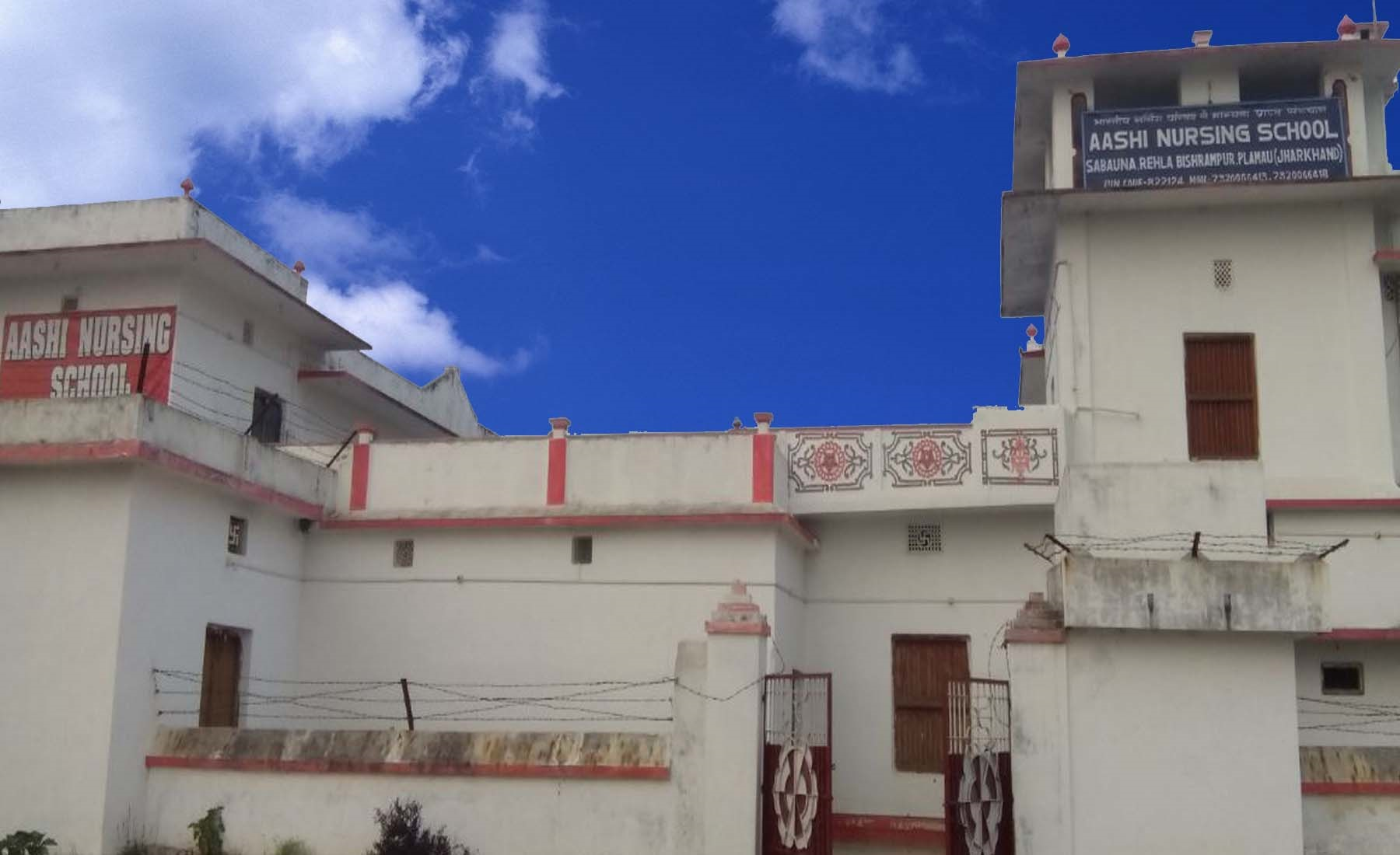 Aashi Nursing School