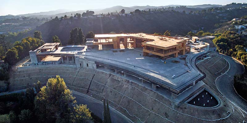 The Making of the Most Expensive Mansion in History