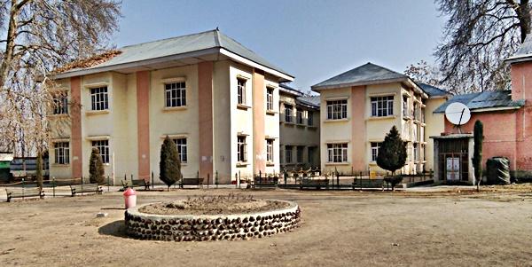 Government Degree College, Pattan