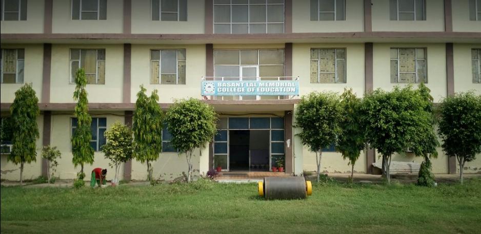 Basant Lal Memorial College of Education, Gurugram