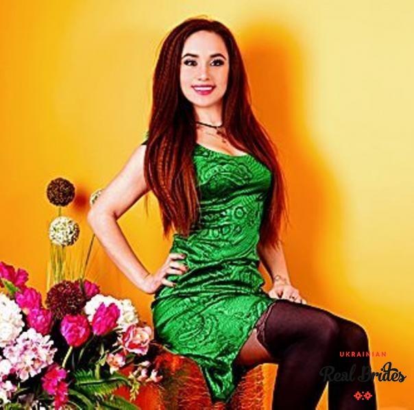 Photo gallery №9 Ukrainian bride Oksana