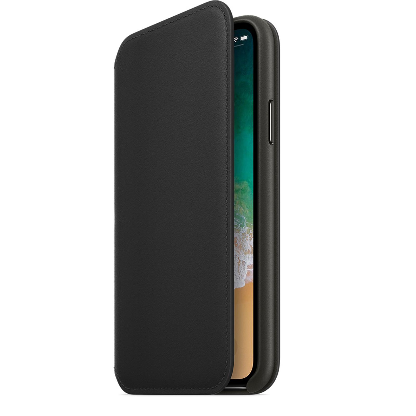 Nouveau-cuir-flip-portefeuille-Folio-Telephone-Etui-Housse-Pour-Apple-iPhone-11-Pro-Max-Xs-XR miniature 14