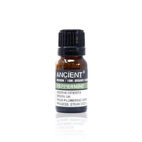 organic essential oil 10ml - peppermint
