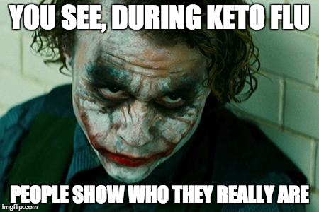 keto side effects