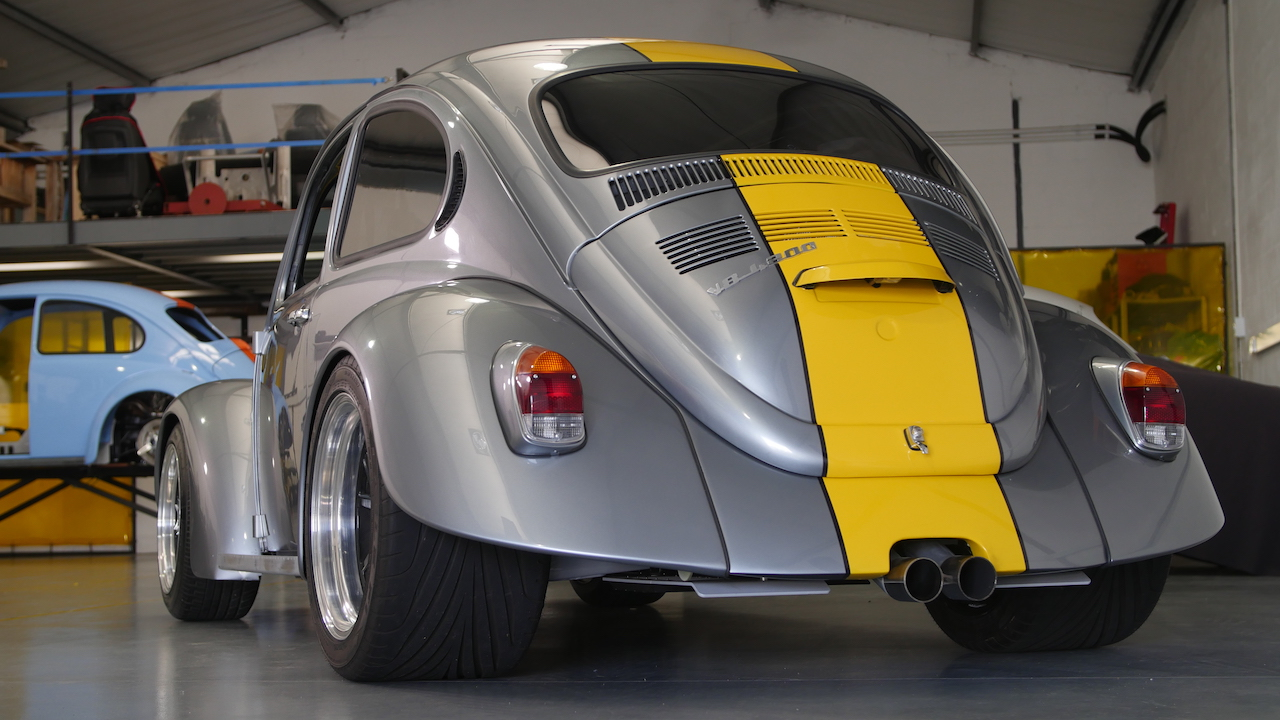 Catching up with the V8stealthbeetle